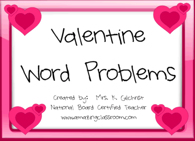 math worksheet : valentine math worksheets for 3rd grade  worksheets for education : Valentines Math Worksheets