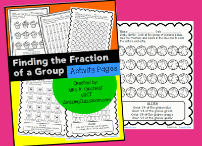 Finding Fractions of a Group