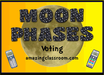 Moon Phases Review with Voting