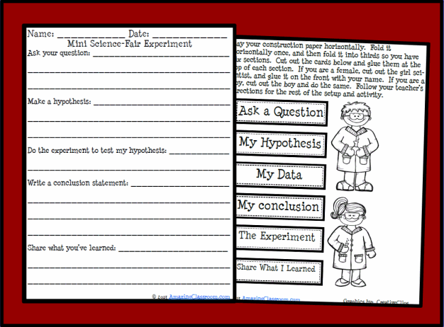 Worksheets Scientific Method Worksheets 5th Grade collection of scientific method worksheets 5th grade sharebrowse sharebrowse