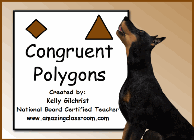 Congruent Polygons & Shapes
