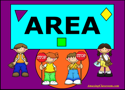 Learning Area of Shapes