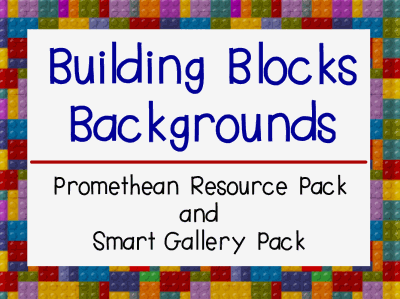 Building Blocks Backgrounds
