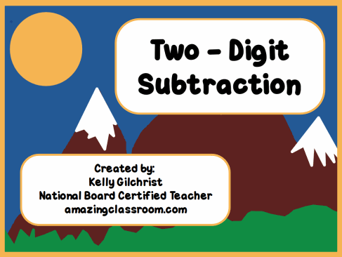 Two-Digit Subtraction w/ Regrouping