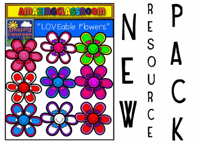 Loveable Flowers Resource Pack